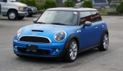 Matte Metallic Blue Mini Wrap